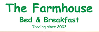 The Farmhouse Bed & Breakfast Logo